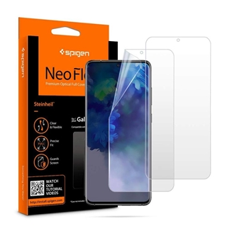 Εικόνα της Screen Protector Spigen Samsung Galaxy S20 Plus Neo Flex HD AFL00644