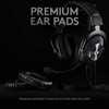 Εικόνα της Headset Logitech G Pro X 7.1 DTS Black 981-000818