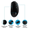 Εικόνα της Ποντίκι Logitech G305 Lightspeed Wireless Black 910-005283