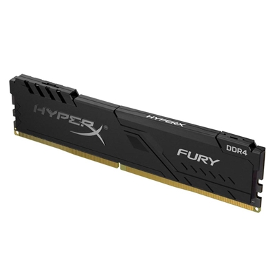 Εικόνα της Ram HyperX Fury 8GB DDR4 3000MHz CL15 Black HX430C15FB3/8