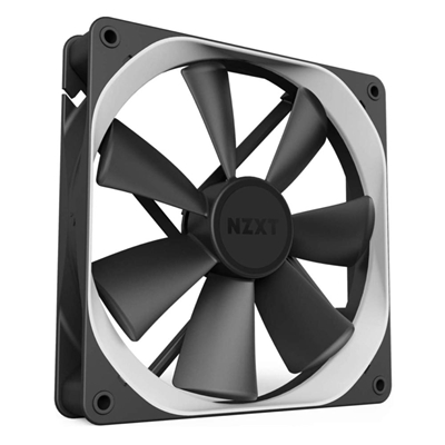 Εικόνα της Case Fan NZXT Aer P 140mm Static Pressure - 4 PIN - Fluid Bearing RF-AP140-FP