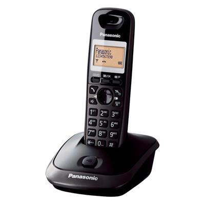 Εικόνα της Ασύρματο Τηλέφωνο Panasonic KX-TG2511 Black