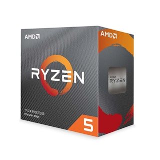 Εικόνα της Επεξεργαστής AMD Ryzen 5 3600(3.60GHz) 32MB Cache sAM4 with Wraith Stealth 100-100000031BOX