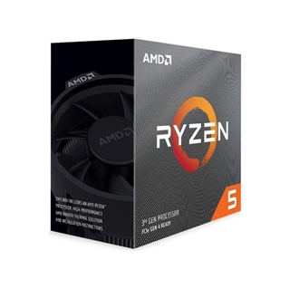 Εικόνα της Επεξεργαστής AMD Ryzen 5 3600X(3.80GHz) 32MB Cache sAM4 with Wraith Spire 100-100000022BOX