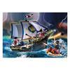 Εικόνα της Playmobil Pirates - Πλοιάριο Λιμενοφυλάκων 70412