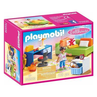 Εικόνα της Playmobil Dollhouse - Εφηβικό Δωμάτιο 70209