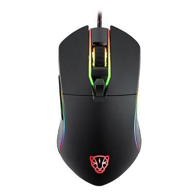 Εικόνα της Gaming Ποντίκι Motospeed V30 Laser Wired Black RGB