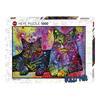 Εικόνα της Heye Puzzle - Jolly Pets - Devoted 2 Cats 1000pcs 29864