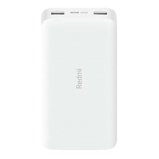 Εικόνα της Xiaomi Redmi PowerBank 20.000mAh 18W Fast Charge White VXN4285GL