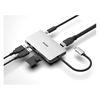 Εικόνα της USB Hub D-Link DUB-M610 6-in-1 USB-C with HDMI-Card Reader-Power Delivery