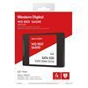 """Εικόνα της Δίσκος SSD Western Digital Red SA500 NAS 2.5"""" 4TB 3D NAND SataIII WDS400T1R0A"""