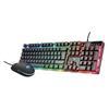 Εικόνα της Gaming Combo (Keyboard with Mouse) Trust GXT 838 Azor 23289