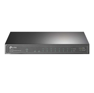 Εικόνα της Switch Tp-Link TL-SG1210P v1 10 Port Gigabit with 8-Port PoE+