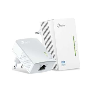Εικόνα της Powerline Tp-Link WPA4220 v4 AV600 Wireless Starter Kit