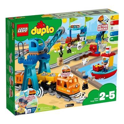 Εικόνα της LEGO Duplo: Cargo Train 10875