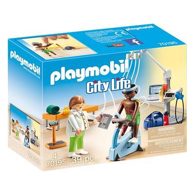 Εικόνα της Playmobil City Life - Κέντρο Φυσιοθεραπείας 70195