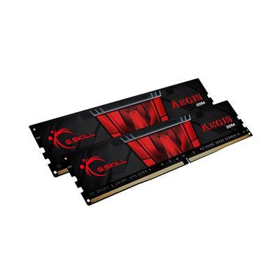 Εικόνα της Ram G.Skill Aegis 32GB (2x16GB) DDR4 3000MHZ C16 F4-3000C16D-32GISB