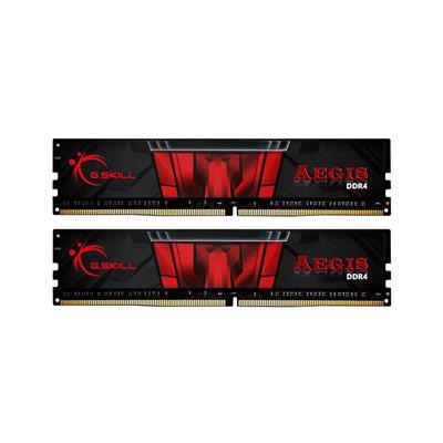 Εικόνα της Ram G.Skill Aegis 32GB (2x16GB) DDR4 3200MHZ C16 F4-3200C16D-32GIS