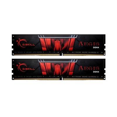 Εικόνα της Ram G.Skill Aegis 16GB (2x8GB) DDR4 3000MHZ C16 F4-3000C16D-16GISB