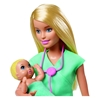 Εικόνα της Barbie - Παιδίατρος GKH23