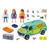 """Εικόνα της Playmobil Scooby Doo - Βαν """"Mystery Machine"""" 70286"""