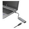 Εικόνα της USB Hub Trust Halyx 4-Ports USB 3.2 Aluminum 23327