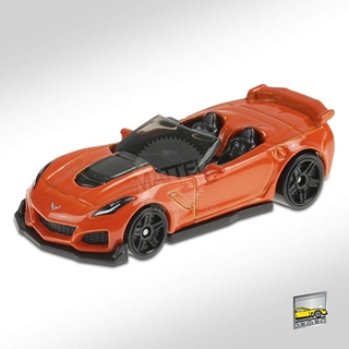 Εικόνα της Mattel Hot Wheels - Factory Fresh - '19 Corvette ZR1 Convertible 5785-GHB34