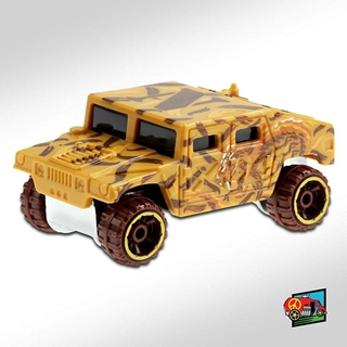 Εικόνα της Mattel Hot Wheels - Art Cars-Humvee 5785-GHC17