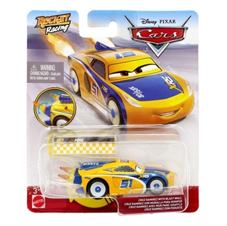 Εικόνα της Mattel Disney Pixar Cars XRS Rocket Racing - Cruz Ramirez GKB87-GKB89