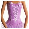 Εικόνα της Barbie Πριγκίπισσες - Μπαλαρίνα Καστανά Μαλλιά GJL58-GJL60