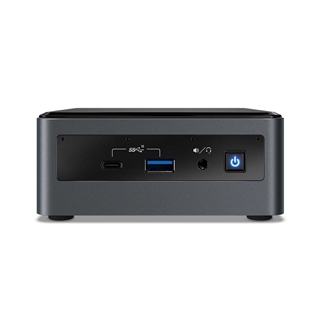 Εικόνα της Mini PC Intel Nuc Core i3-10110U(2.10GHz) BXNUC10I3FNH2