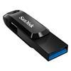 Εικόνα της SanDisk Ultra Dual Drive Go USB 3.1 Type-C 32GB Black SDDDC3-032G-G46