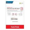 Εικόνα της SanDisk Ultra Dual Drive Luxe USB 3.1 Type-C 128GB SDDDC4-128G-G46