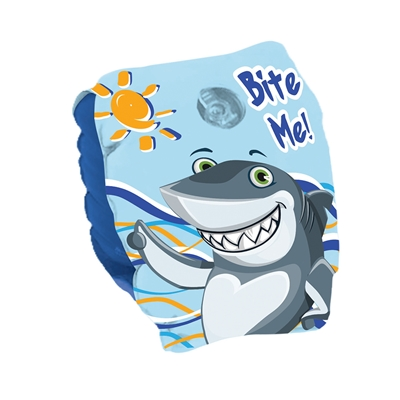 Εικόνα της Gim - Μπρατσάκια Shark 25X15cm 874-02120