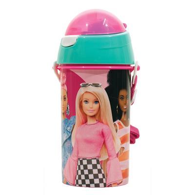 Εικόνα της Gim - Παγούρι FD Barbie & Friends 500ml 571-16209