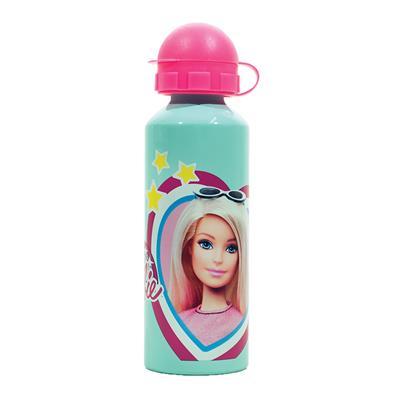 Εικόνα της Gim - Παγούρι Barbie Shine Αλουμινίου 520ml 571-16232