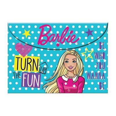 Εικόνα της Gim - Barbie Φάκελος Κουμπί 349-63580