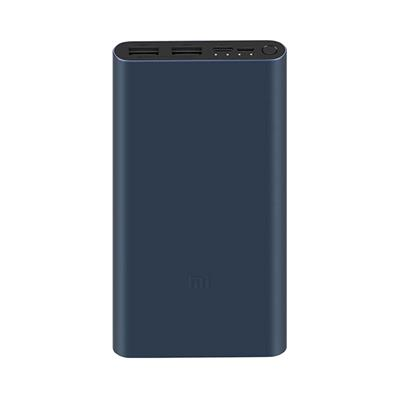 Εικόνα της Xiaomi Mi PowerBank 3 10.000mAh Fast Charge Black VXN4274GL