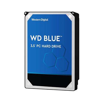 """Εικόνα της Εσωτερικός Σκληρός Δίσκος Western Digital Blue 6TB, 3.5"""", SATA ΙΙΙ, 256MB Cache, 5400rpm WD60EZAZ"""