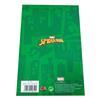 Εικόνα της Gim - Spiderman Τετράδιο Πράσινο 17x25cm 337-76400-2