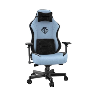 Εικόνα της Gaming Chair Anda Seat AD18 T-Pro Light Blue/ Black AD18-02-SB-F