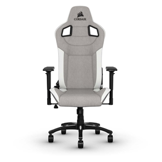 Εικόνα της Gaming Chair Corsair T3 Rush Gray/White CF-9010030-WW