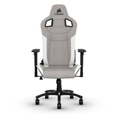 Εικόνα της Gaming Chair Corsair T3 Rush Gray/White CF-9010030-WW