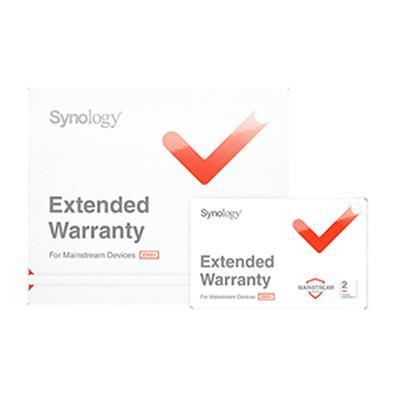 Εικόνα της Synology Extended Warranty 2 Years Mainstream EW201