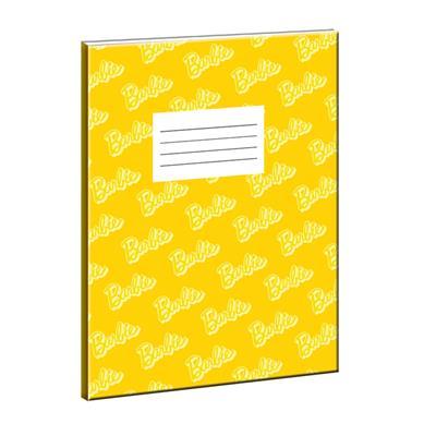 Εικόνα της Gim - Barbie Τετράδιο Κίτρινο 17x25cm 349-66400-3