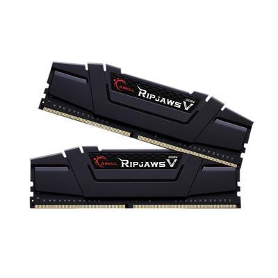 Εικόνα της Ram G.Skill Ripjaws V 16GB (2x8GB) DDR4 3200MHz C16 F4-3200C16D-16GVKB