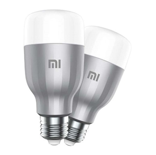Εικόνα της Smart Wi-Fi Light Bulb Xiaomi Mi LED RGB 2-Pack GPX4025GL