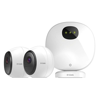 Εικόνα της Wire-Free Camera Kit D-Link DCS-2802KT-EU