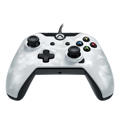 Εικόνα της Wired Controller PDP White Camo 048-082-EU-CM01