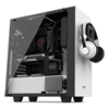 Εικόνα της NZXT Puck Magnetic Black Cable Management & Headset Mount Black BA-PUCKR-B1